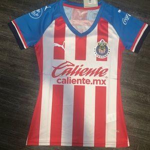 Chivas women jersey